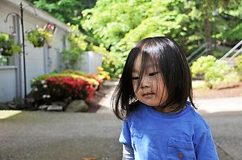 Baby j long hair 2