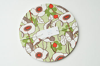 Mouse pad sample