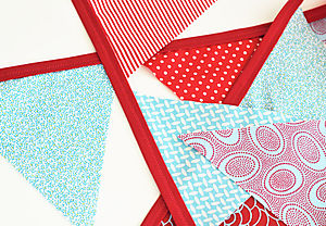 Baby j decorations bunting 2