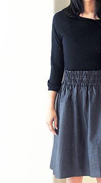 Clothes target skirt