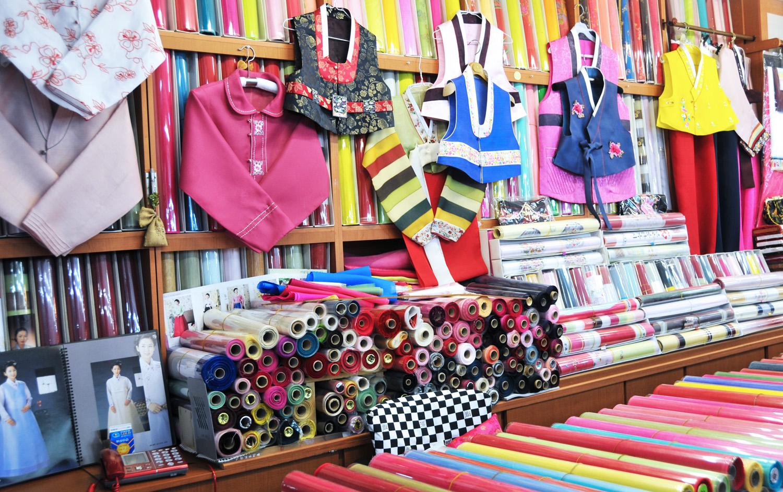 Image result for busanjin market shopping