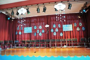 Assembly decorations 2