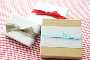 Graph paper presents
