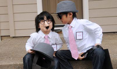 Secret agents 9
