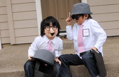 Secret agents 11