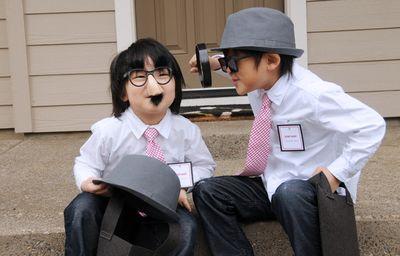 Secret agents 8