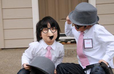 Secret agents 10