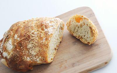 No knead bread deux