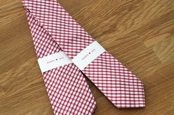 Valentines day ties
