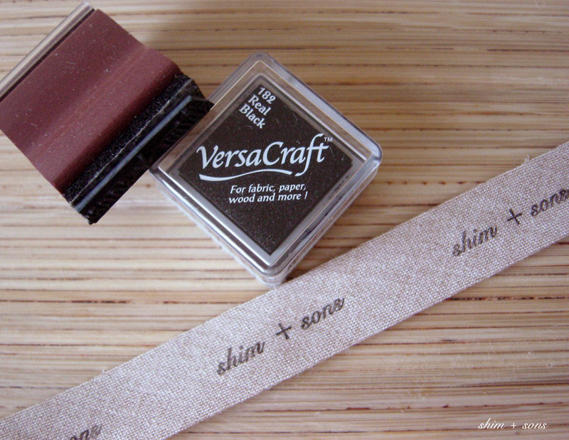 98 Fabric Stamp Ink
