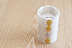 Fabric_tealight
