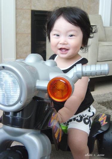 Babyjmotorcycle